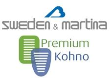 Sweden&Martina Premium Kohno
